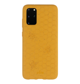 Pela Pela Eco-Friendly Case for Samsung Galaxy S20 Plus - Honey Bee Edition