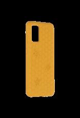 Pela Pela Eco-Friendly Case for Samsung Galaxy S20 Plus - Honey Bee Edition