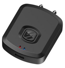 Scosche Scosche FlyTunes Bluetooth Wireless Audio Adapter - Black