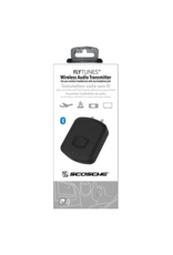 Scosche Scosche FlyTunes Bluetooth Wireless Audio Adapter - Black