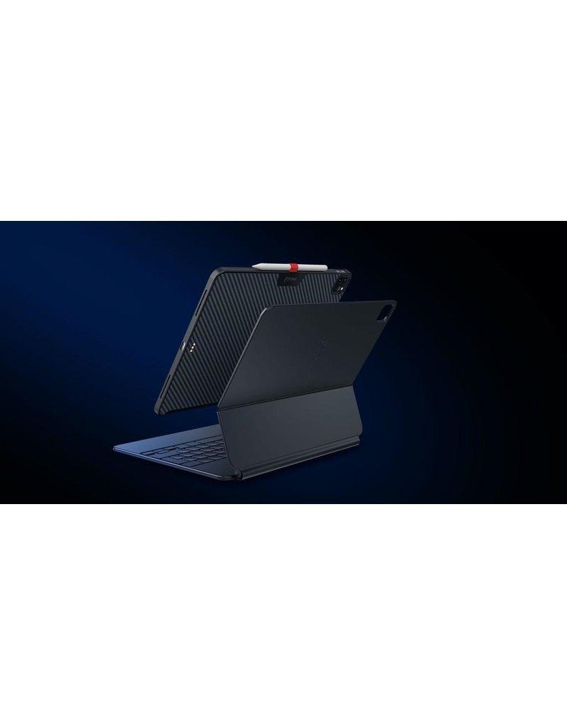 "Pitaka Pitaka Aramid MagEZ Case for iPad Pro 11"" 2nd-Gen (2020) - Black/Grey Twill"