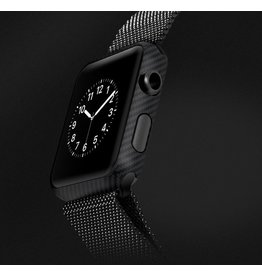 Pitaka Pitaka Air Case for Apple Watch 44mm - Black/Grey Twill