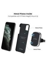Pitaka Pitaka Aramid MagEz Case for iPhone 11 Pro - Black/Grey Plain