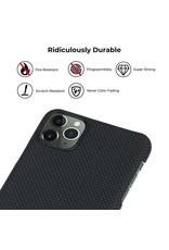 Pitaka Pitaka Aramid MagEZ Case for iPhone 11 Pro Max - Black/Grey Plain