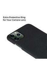 Pitaka Pitaka Aramid Air Case for iPhone 11 Pro Max - Black/Grey Twill