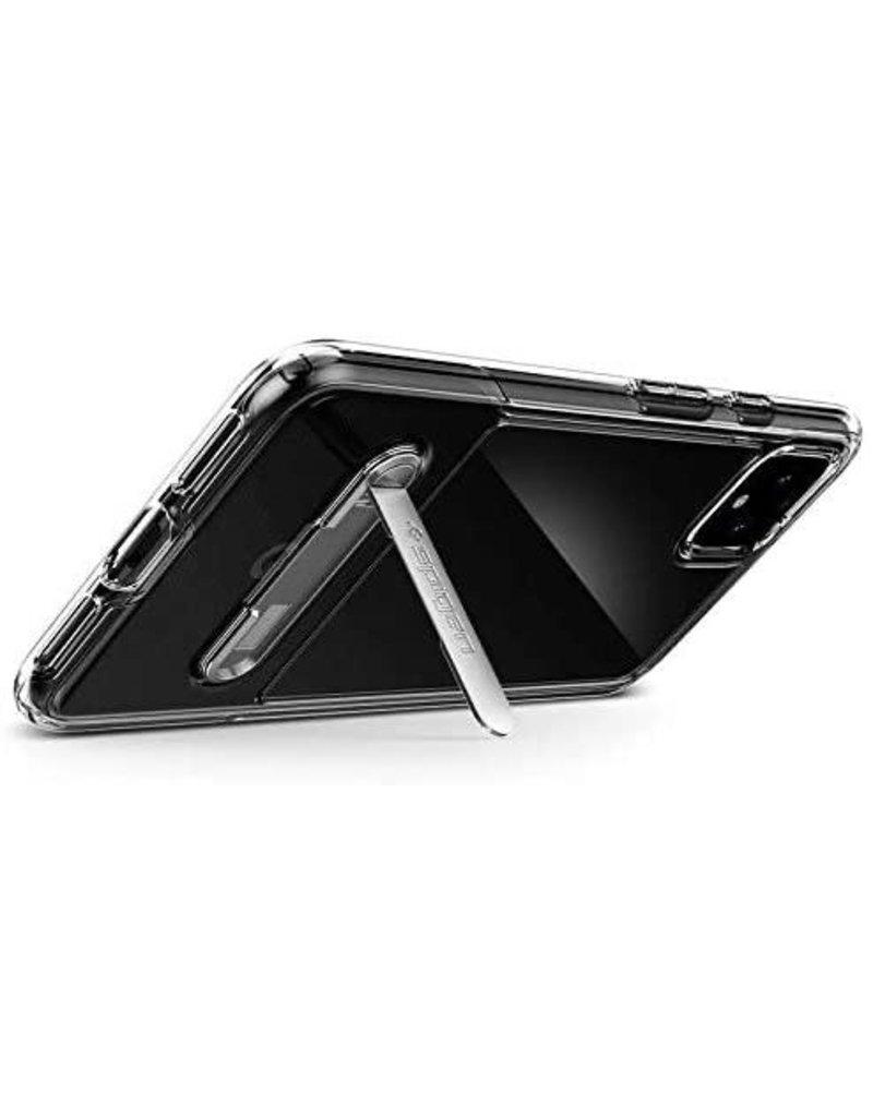 Spigen Spigen Slim Armor Essential S Case for Google Pixel 4 XL - Crystal Clear