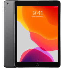 "Apple Apple iPad 7th 10.2"" Wi-Fi +Cellular 128GB - Space Gray"