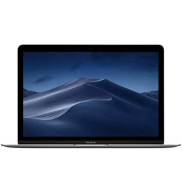 "Apple Apple MacBook 12"" dual-core Intel Core M3/i5, 1.2GHz, 8GB RAM, 256GB SSD - Space Gray"