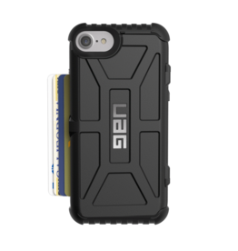 UAG Urban Armor Gear (UAG) Trooper Card Storage And Protection Case For iPhone 6S/7/8/SE - Black