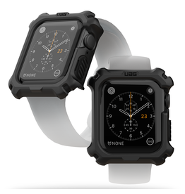 UAG UAG Watch Case for Apple Watch 44 MM - Black