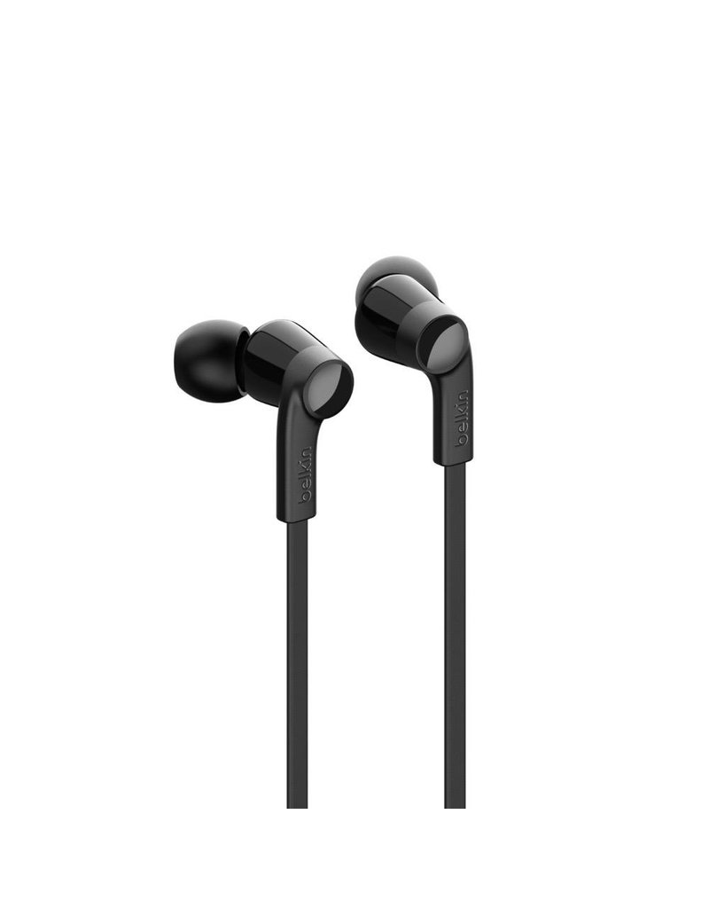 Belkin Belkin Rockstar In-Ear Headphones with USB-C Connector  - Black
