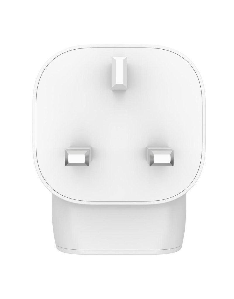 Belkin Belkin Boost Up Home Charger 18W USB-C Port + USB-C to Lightning Cable 1.2m - White