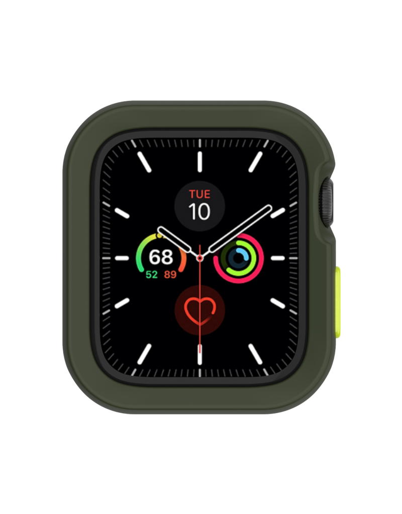 SwitchEasy SwitchEasy Colors Case for Apple Watch 40mm - Army green