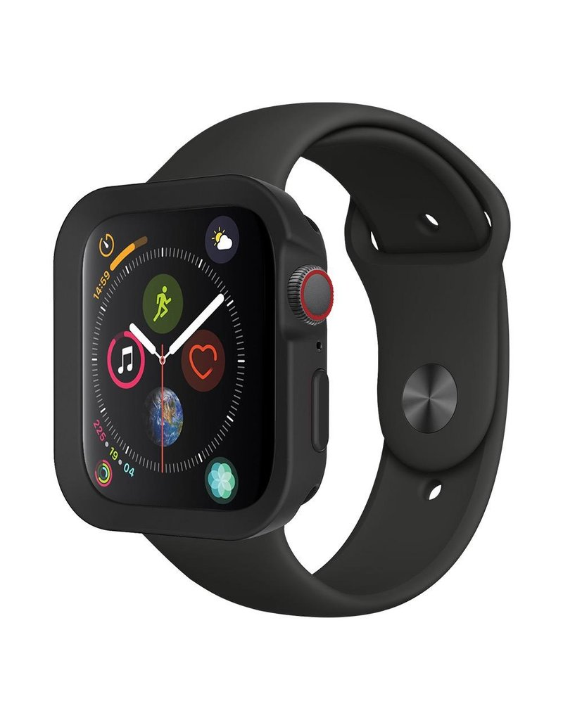 SwitchEasy SwitchEasy Colors Case for Apple Watch 44mm - Black
