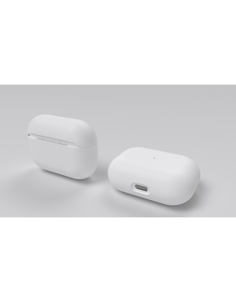 SwitchEasy SwitchEasy Skin Case for AirPods Pro - White