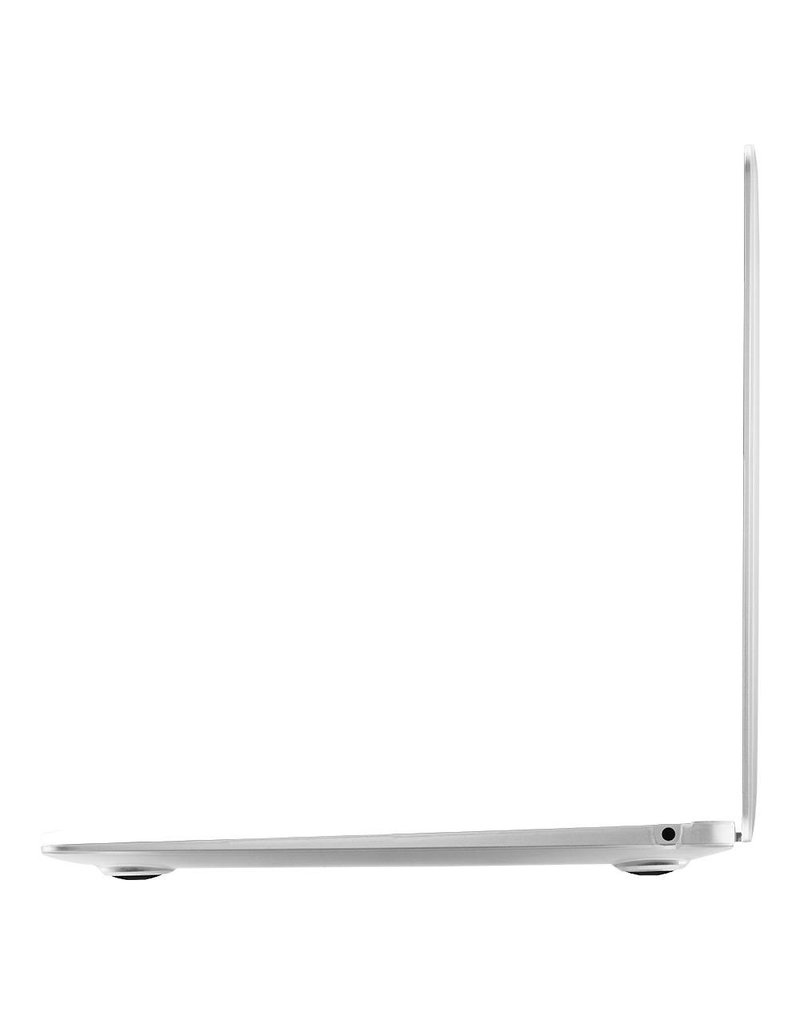 """SwitchEasy SwitchEasy Nude hardshell Case for MacBook Air 13"""" (2020) - Transparent"""