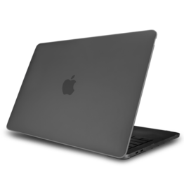 "SwitchEasy SwitchEasy Nude hardshell Case for MacBook Pro 16"" - Translucent Black"