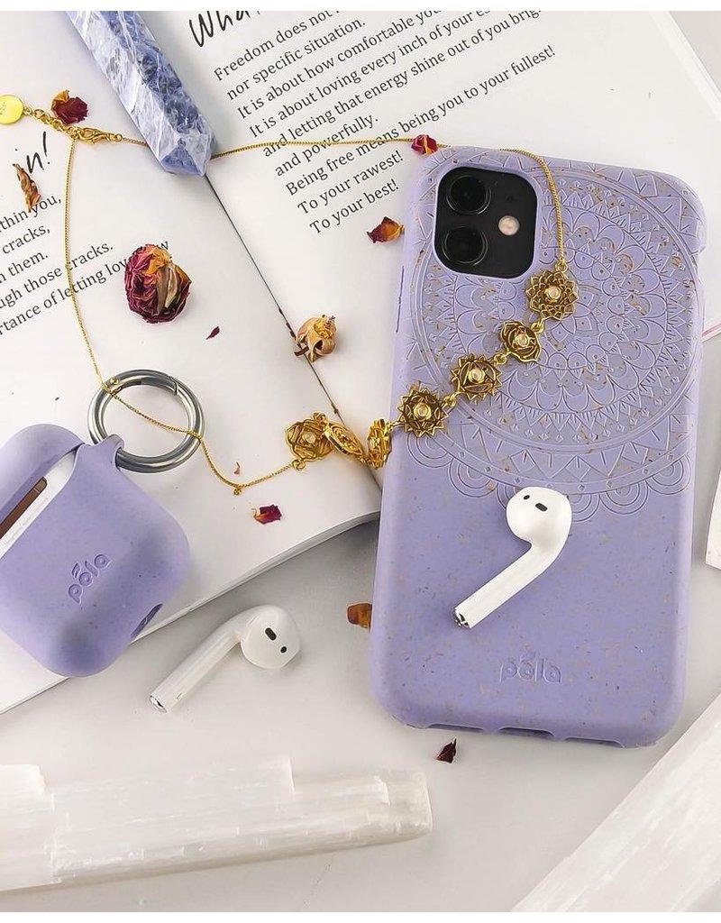 Pela Pela Eco Friendly Case for Apple AirPods 1/2 - Lavender