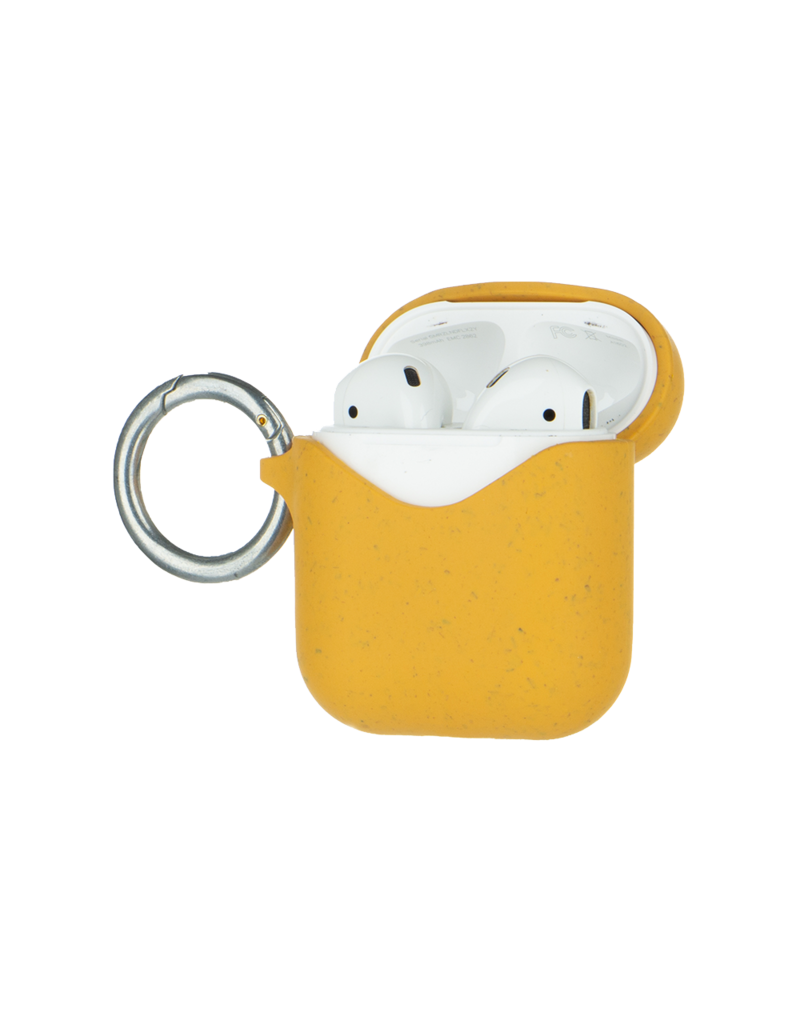 Pela Pela Eco Friendly Case for Apple AirPods 1/2 - Honey