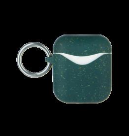 Pela Pela Eco Friendly Case for Apple AirPods 1/2 - Green