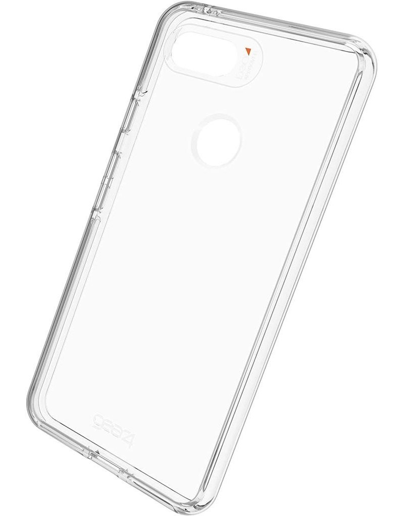 Gear4 Gear4 Crystal Palace Case for Google Pixel 3a - Clear