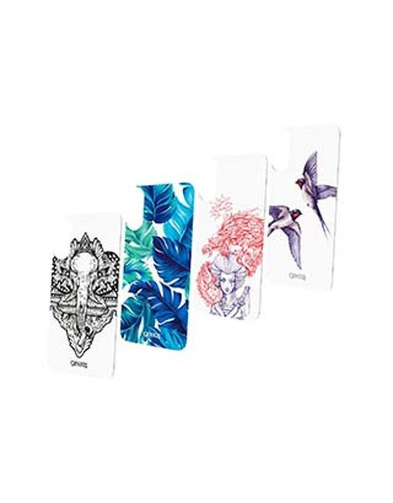 Gear4 Gear4 Chelsea Backplate 4 Pack for Apple iPhone Xs / X - Beta