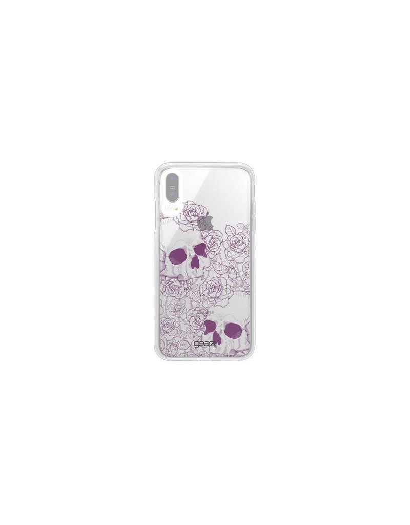Gear4 Gear4 Chelsea Backplate 4 Pack for Apple iPhone Xs Max - Tattoos