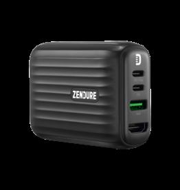 Zendure Zendure SuperHub 2-in-1 Power Adapter PD With HDMI 48W - Black