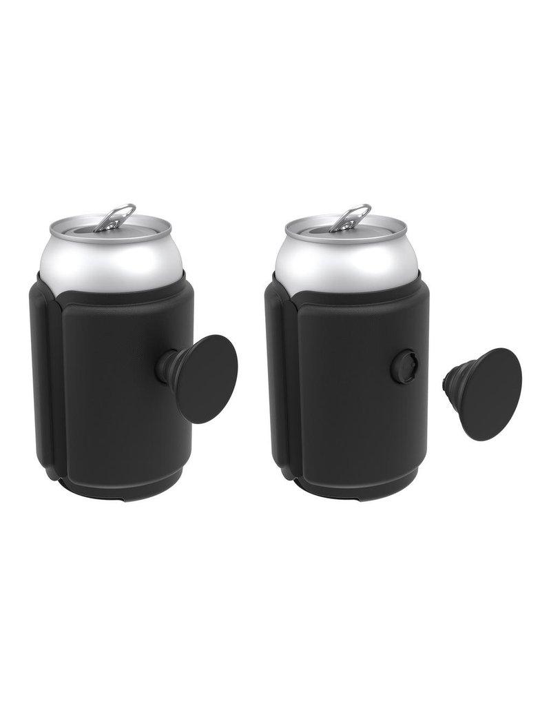 PopSockets PopSockets PopThirst Can Holder - Black