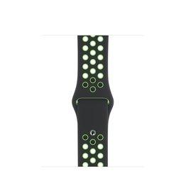 Apple Apple Watch Nike Sport Band Regular 42/44mm - Black/Lime