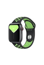 Apple Apple Watch Nike Sport Band Regular 42/44mm - Black/Lime