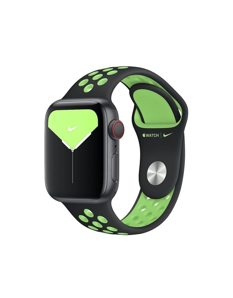 Apple Apple Watch Blast Nike Sport Band 38/40mm - Black/Lime