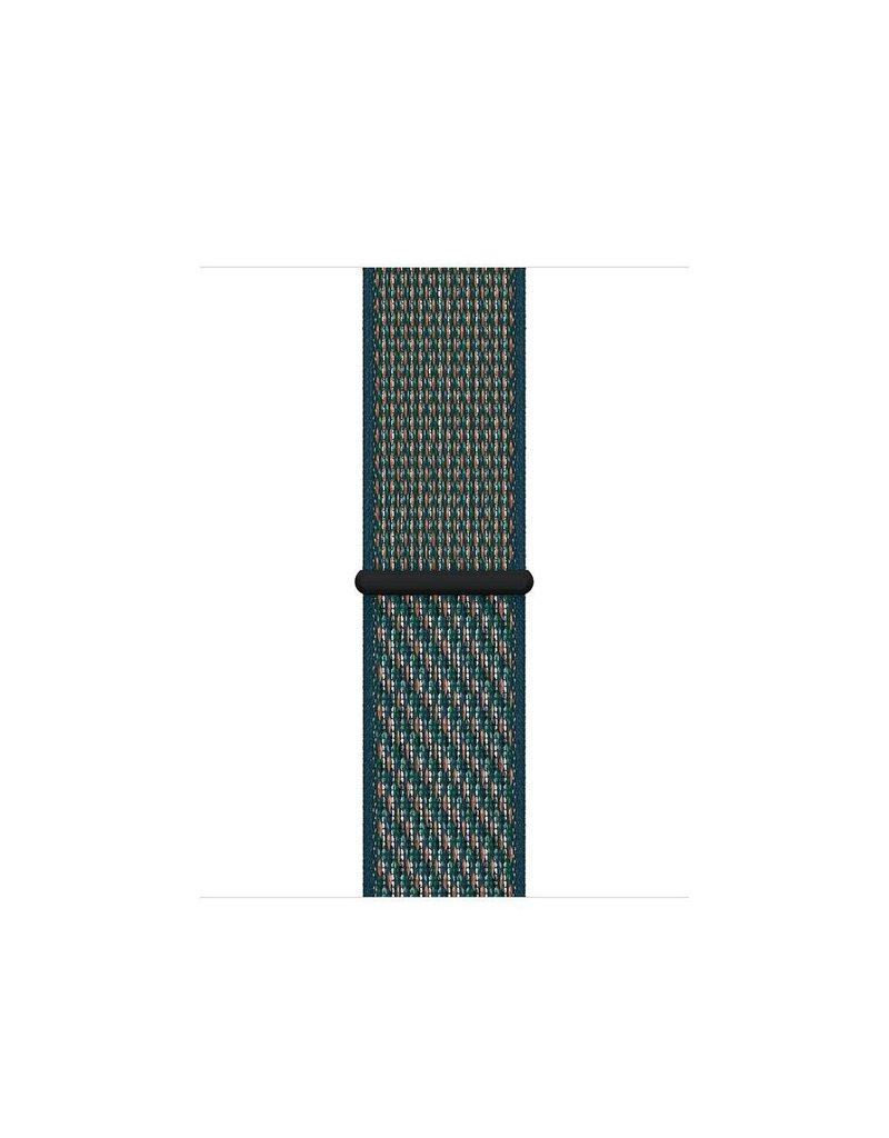 Apple Apple Watch Nike Sport Loop Band Hyper Crimson 38/40mm - Neptune Green