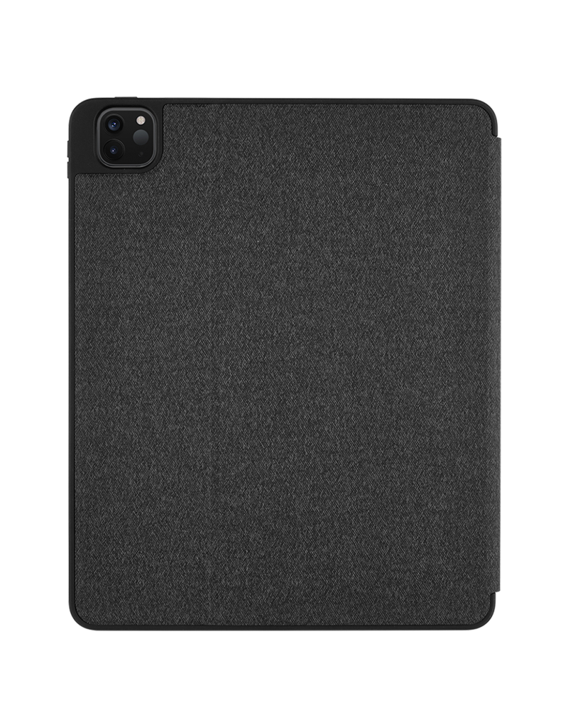 "Case Mate Case Mate Folio Case for Apple iPad Pro 12.9"" 4th-Gen (2020) - Gray Fabric"