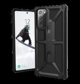 UAG Urban Armor Gear (UAG) Monarch Case for Samsung Galaxy Note 20 5G - Black