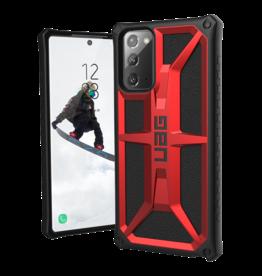UAG Urban Armor Gear (UAG) Monarch Case for Samsung Galaxy Note 20 5G - Crimson