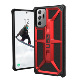 UAG Urban Armor Gear (UAG) Monarch Case for Samsung Galaxy Note 20 Ultra 5G - Crimson