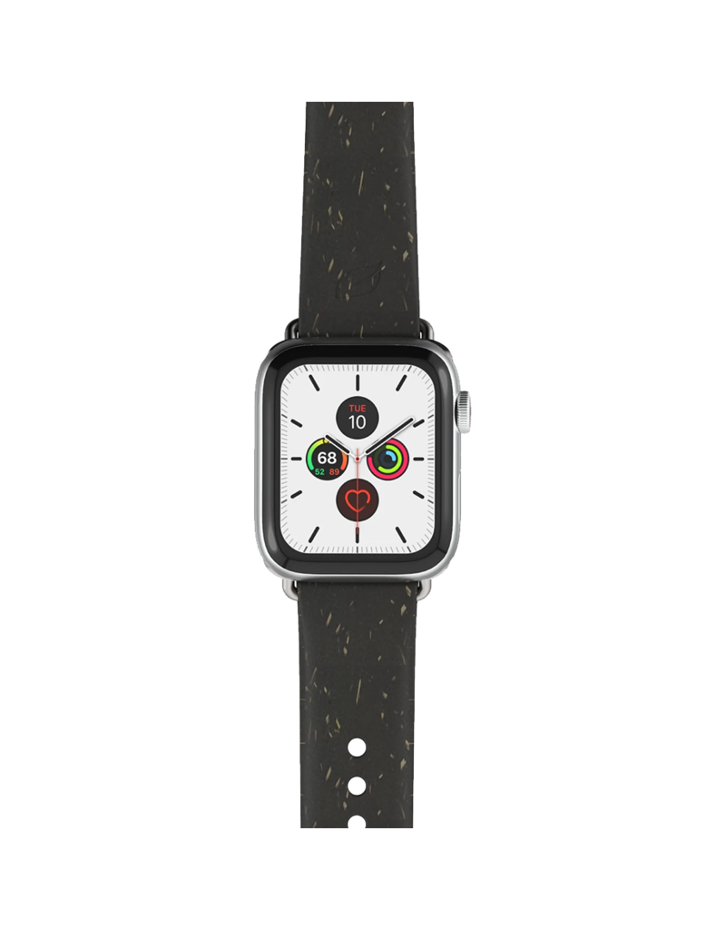 Pela Pela Vine Eco Friendly Watchband for Apple Watch 38 /40mm - Black