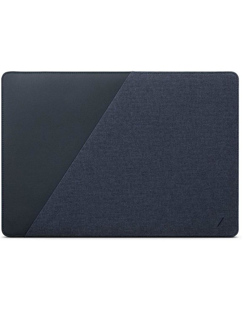 "Native Union Native Union Stow Slim Sleeve For Macbook 13""  - Indigo"