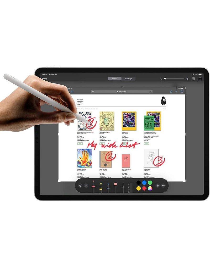 """Apple Apple iPad Pro 12.9"""" WIFI 256GB 4th-Gen - Silver"""