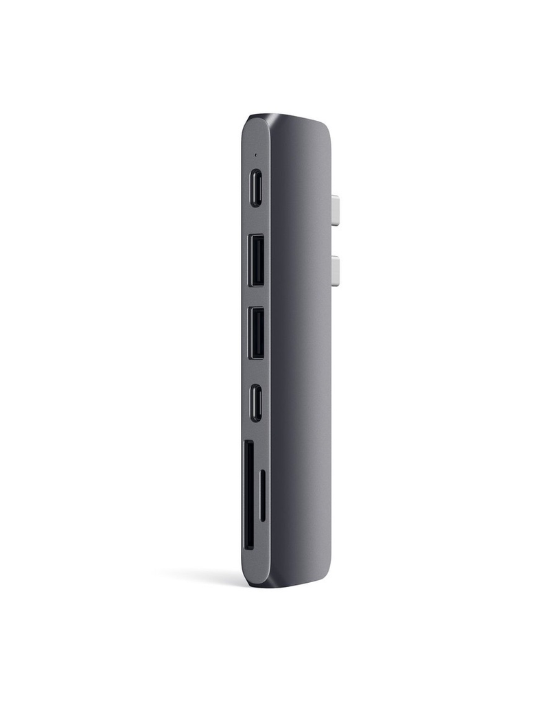 Satechi Satechi Type-C Pro Hub with 4K HDMI - Space Gray