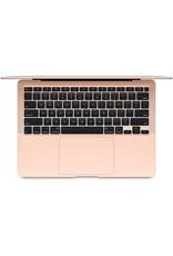 Apple Apple Macbook Air 13-Inch Intel Quad Core Core i5, 1.1Ghz, 8GB, 512GB, Arabic/ English Keyboard - Gold