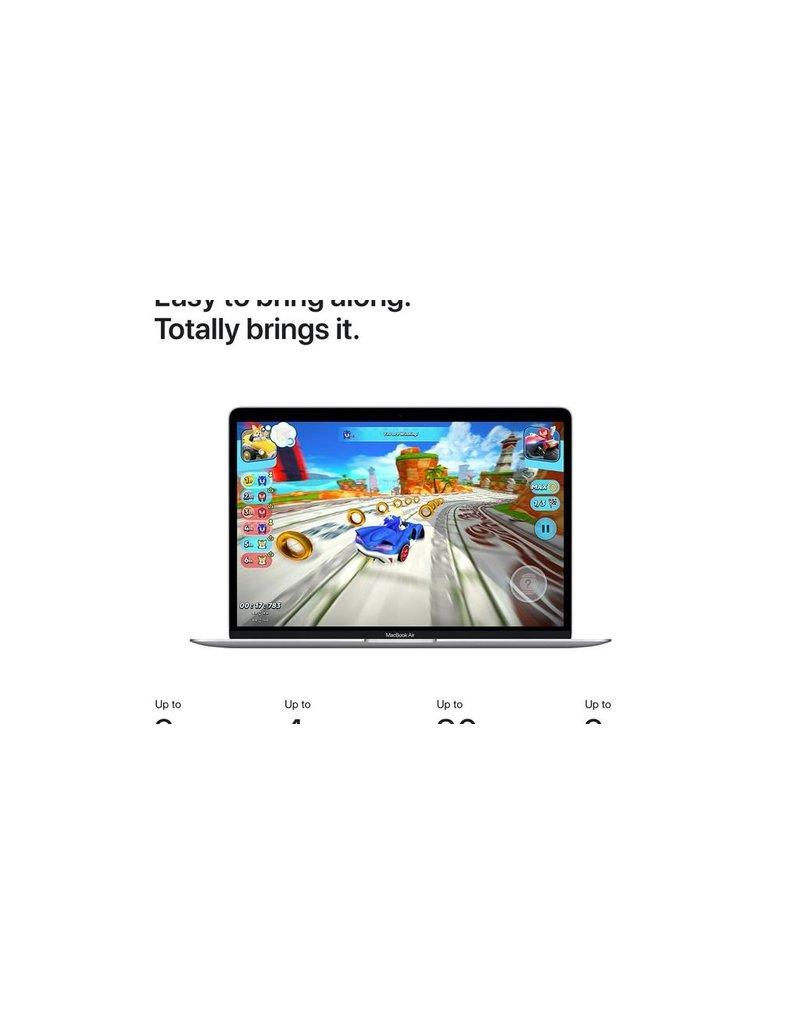 "Apple Apple MacBook Air 13"", 8GB,1.1GHz Dual-Core 10TH Generation Intel Core i3 Processor 256GB -  Gold"