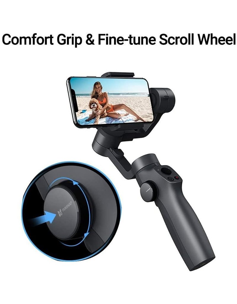 FUNSNAP Funsnap Handheld Stabilizer Capture 2 Gimbal