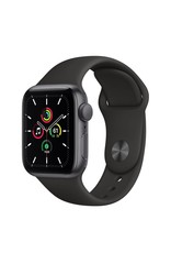 Apple Apple Watch Series SE GPS, 44mm Aluminum Case with Sport Band - Space Gray