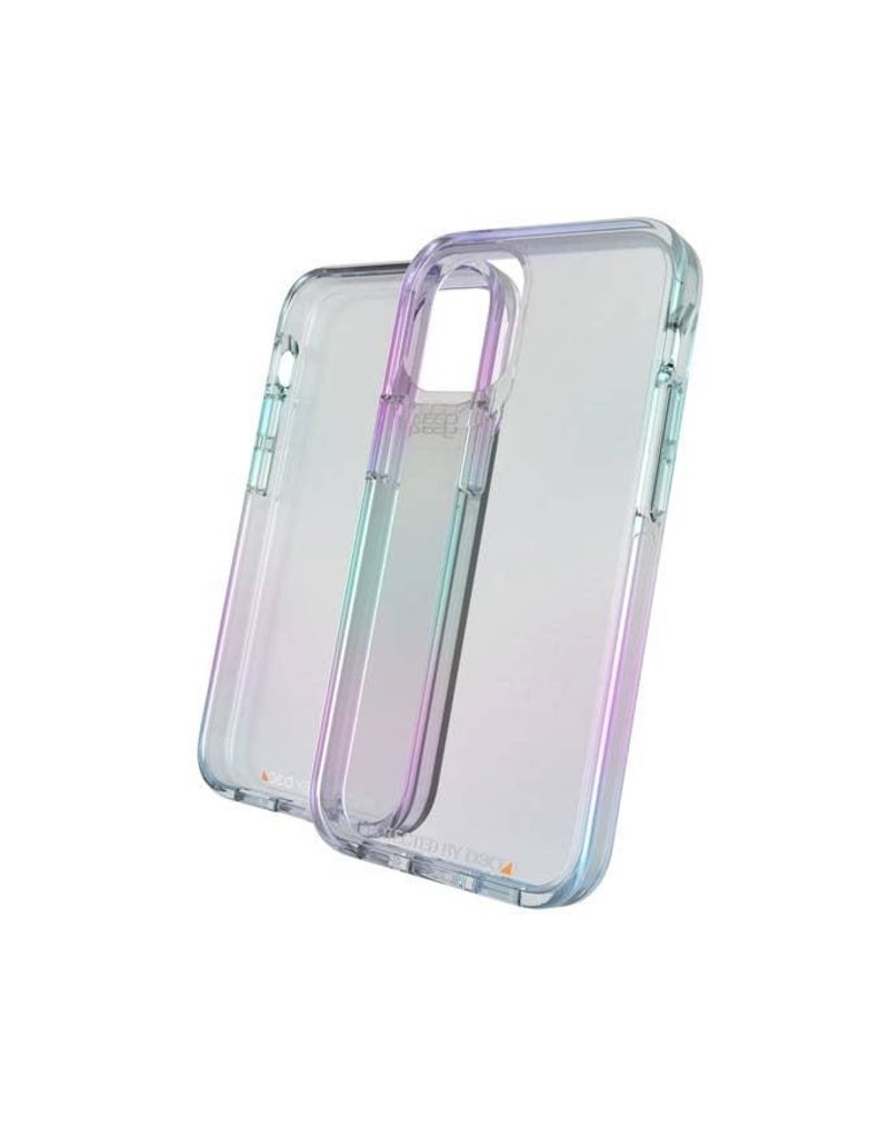 Gear4 Gear4 Crystal Palace Case for iPhone 12 / 12 Pro - Iridescent