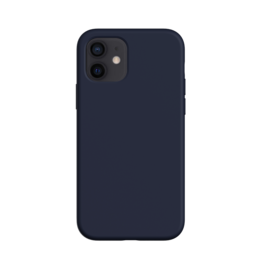 SwitchEasy SwitchEasy Skin Silicone Case for iPhone 12 Mini - Classic Blue