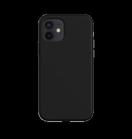 SwitchEasy SwitchEasy Skin Silicone Case for iPhone 12 Mini - Black