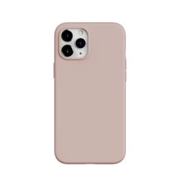 SwitchEasy SwitchEasy Skin Silicone Case for iPhone 12 / 12 Pro - Pink Sand