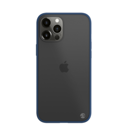 SwitchEasy SwitchEasy Aero Case for iPhone 12 / 12 Pro - Nvey Blue